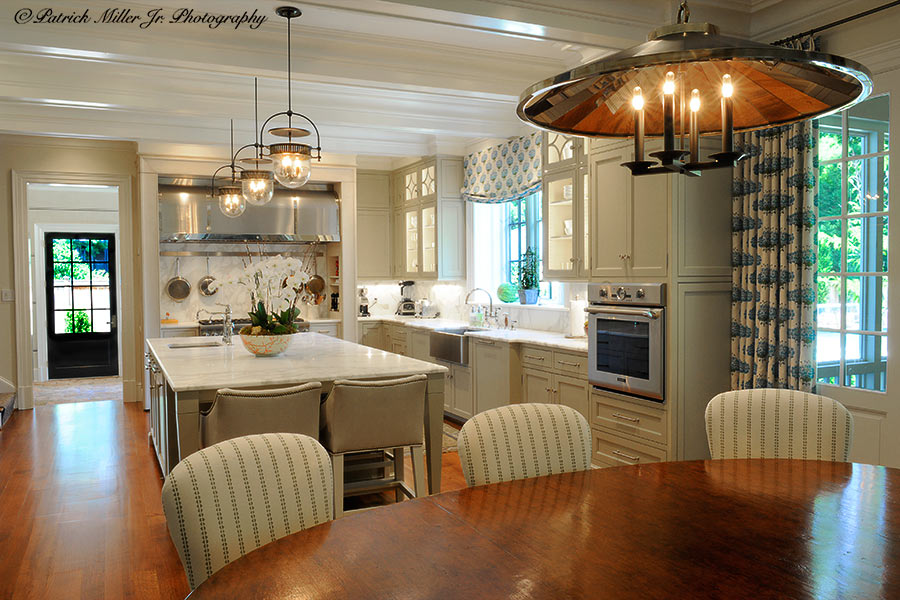 Dining Area and Kitchen, MD