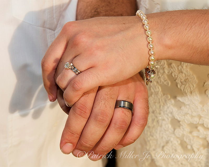 """Wedding Rings after """"I do"""""""