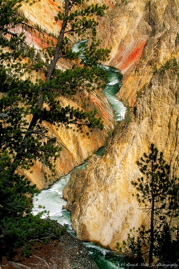 Yellowstone River Gorge, WY