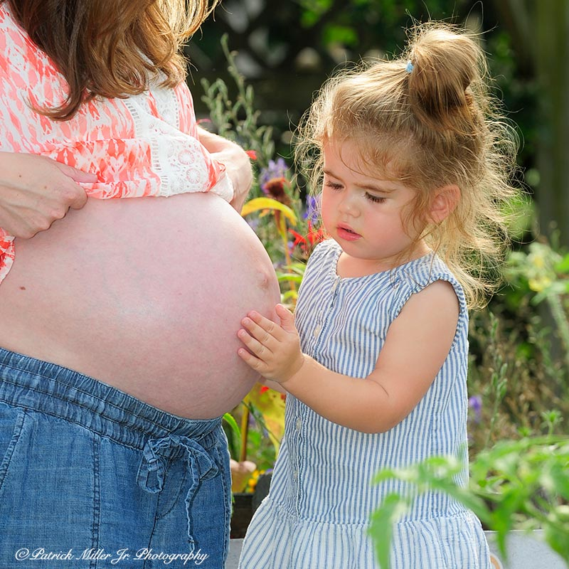 Daughter and Expecting Mother MD
