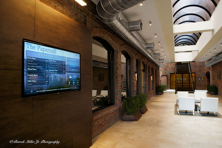 Georgetown Offices Interior, DC Commercial Interior Architecture