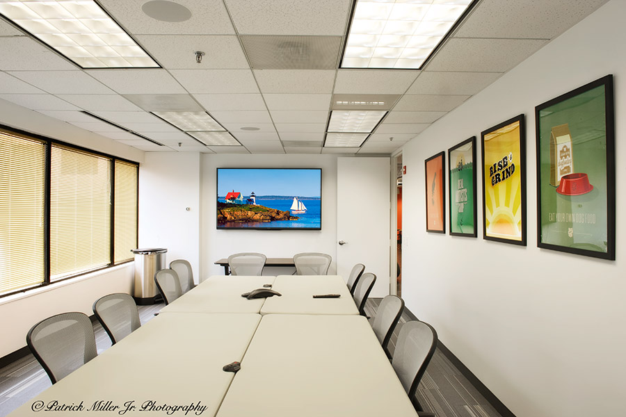 Commercial Interior Architecture Interior Conference Room Bethesda, MD