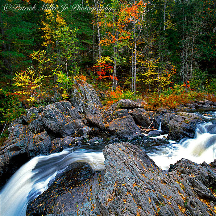 Mountain Stream in Baxter State Park, ME
