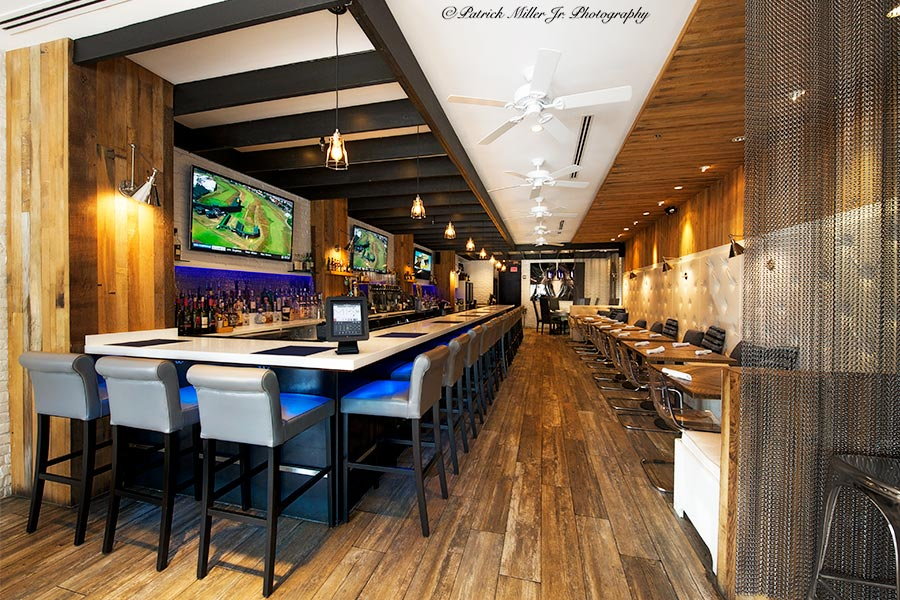 Commercial Interior Architecture Mix Cafe Restaurant Maryland
