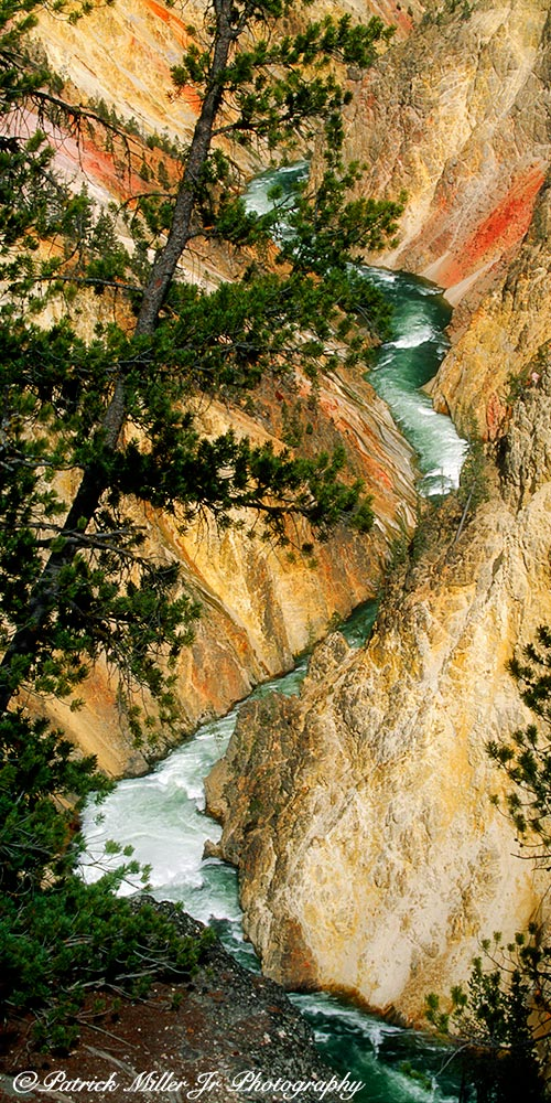 Yellowstone River Gorge, WY, MT